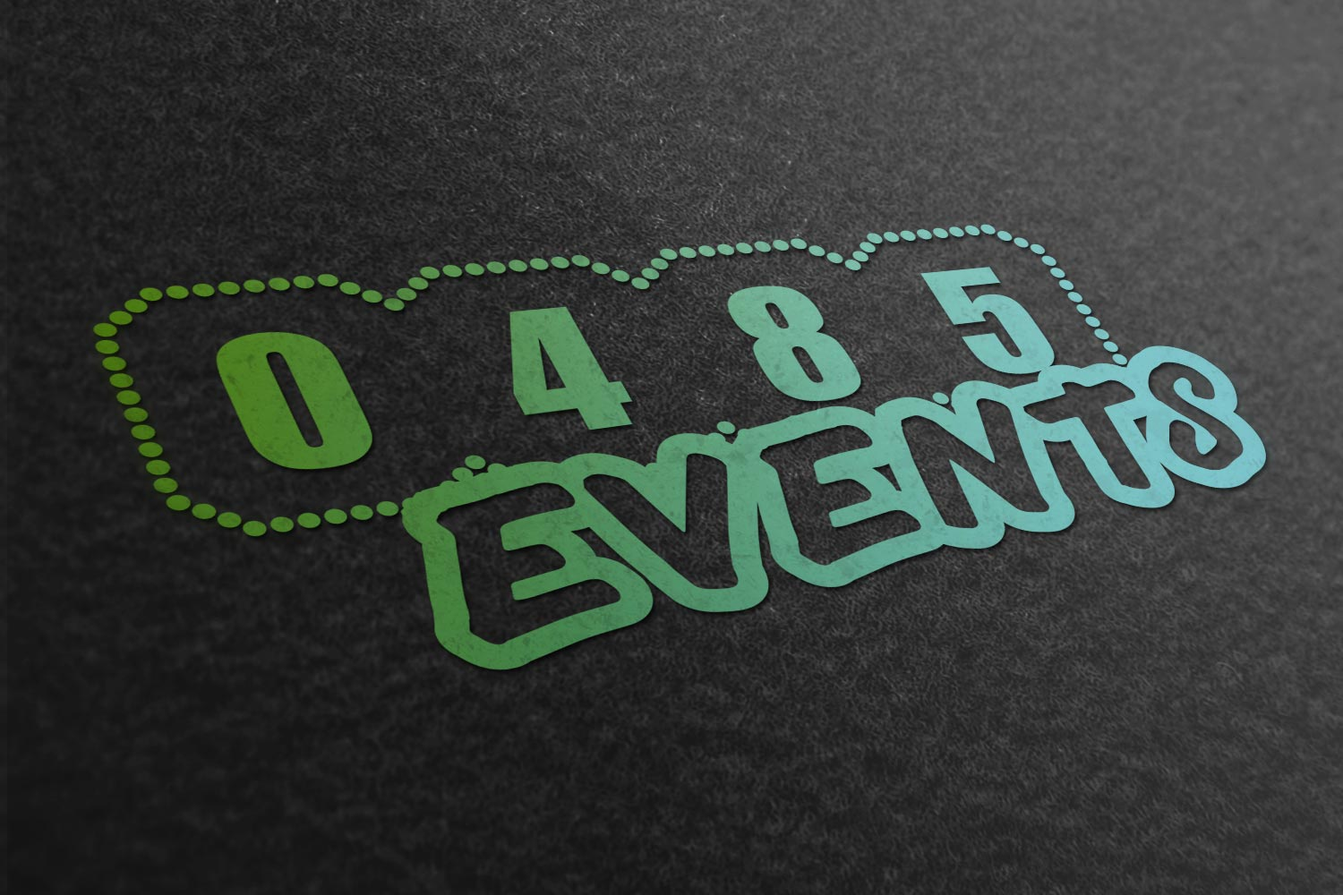 0485 Events – Logo