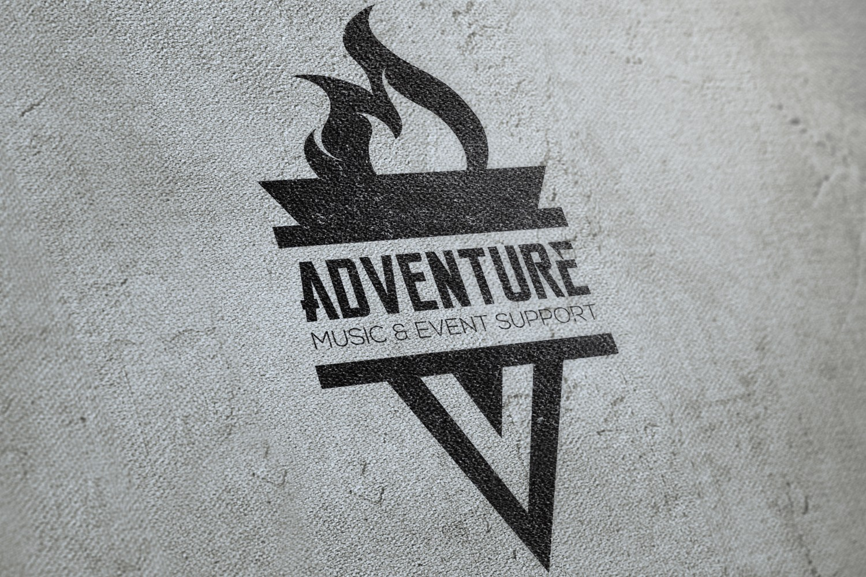 Adventure Music Event Support – Logo