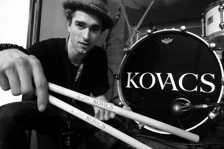 Kovacs – Teun Van Zoggel