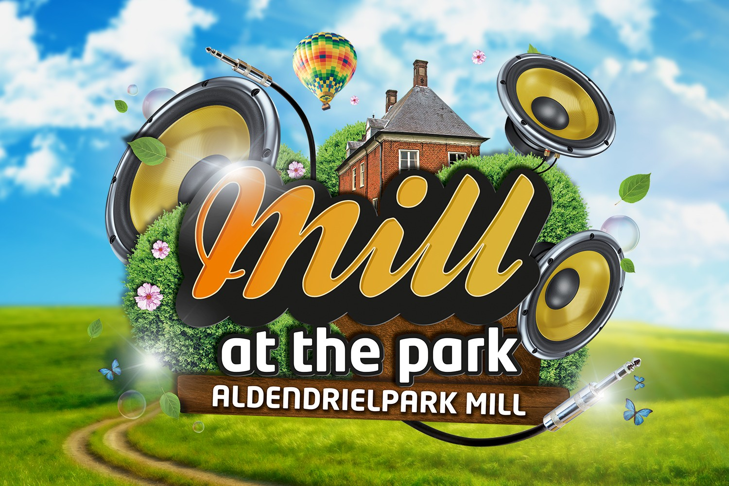 Mill at the Park – Logo
