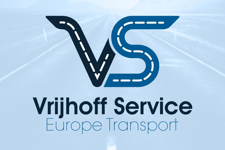 Vrijhoff Transport – Logo