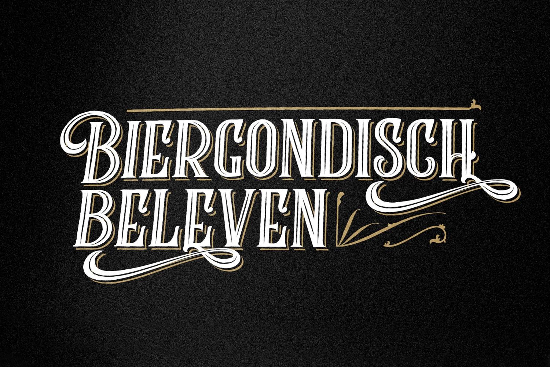 Biergondisch Beleven – Logo