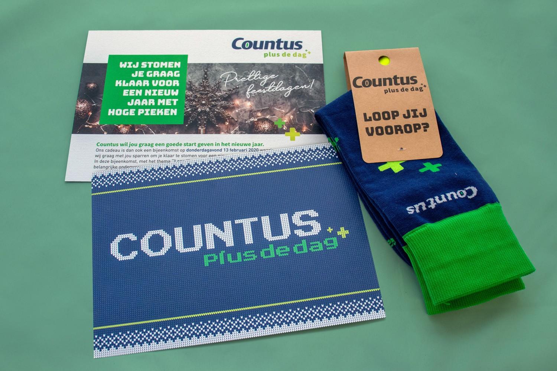 Countus – Relatiegeschenk