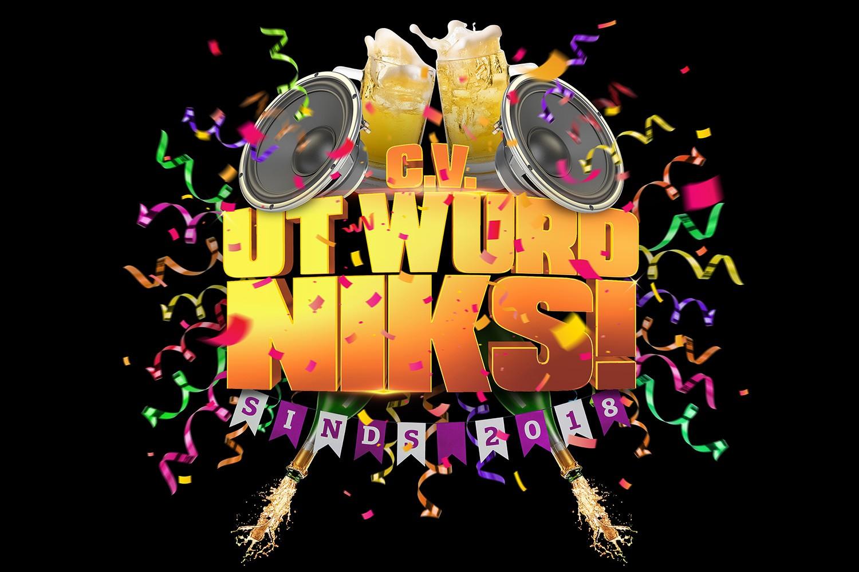 Ut Wurd Niks – Logo