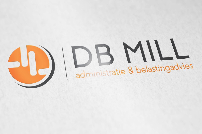 DB Mill – Logo