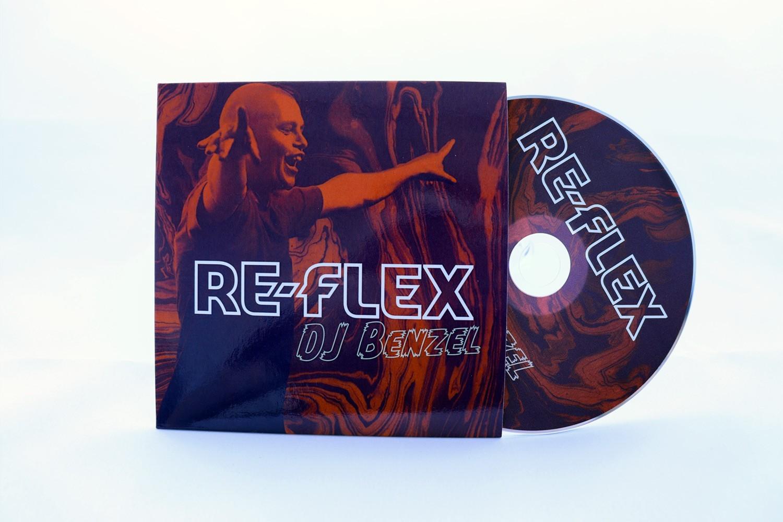 DJ Benzel – Single Cover Re-Flex