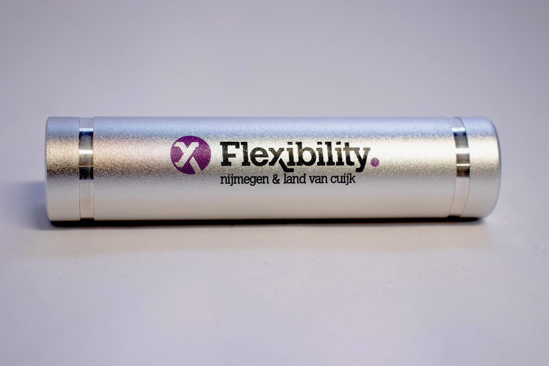 Flexibility – Powerbank