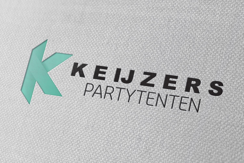 Keijzers Partytenten – Logo