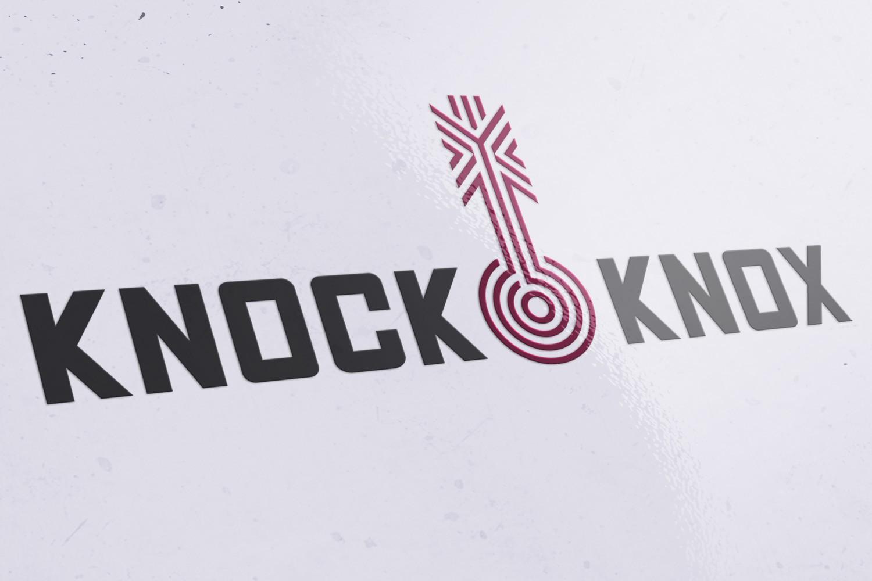 Knock Knox – Logo