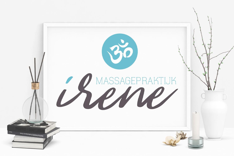 Massagepraktijk Irene – Logo