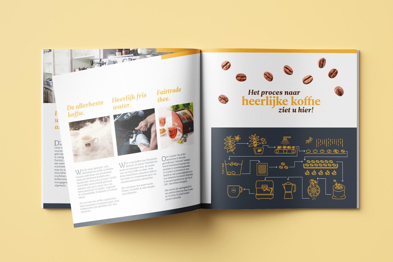Nici Koffie – Brochure