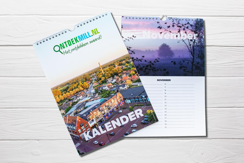 Ontdek Mill – Kalender