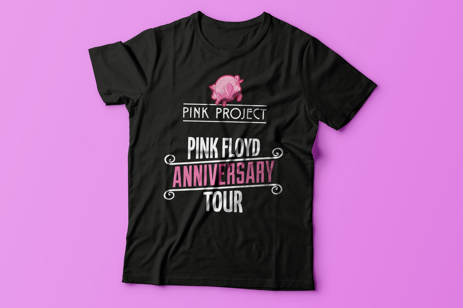 Pink Project – Merchandise