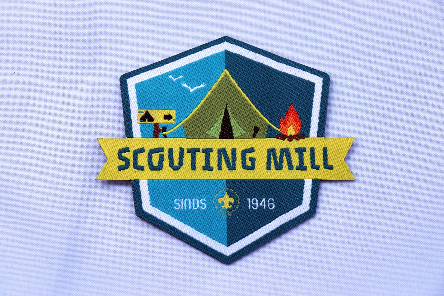 Scouting Mill – Patch