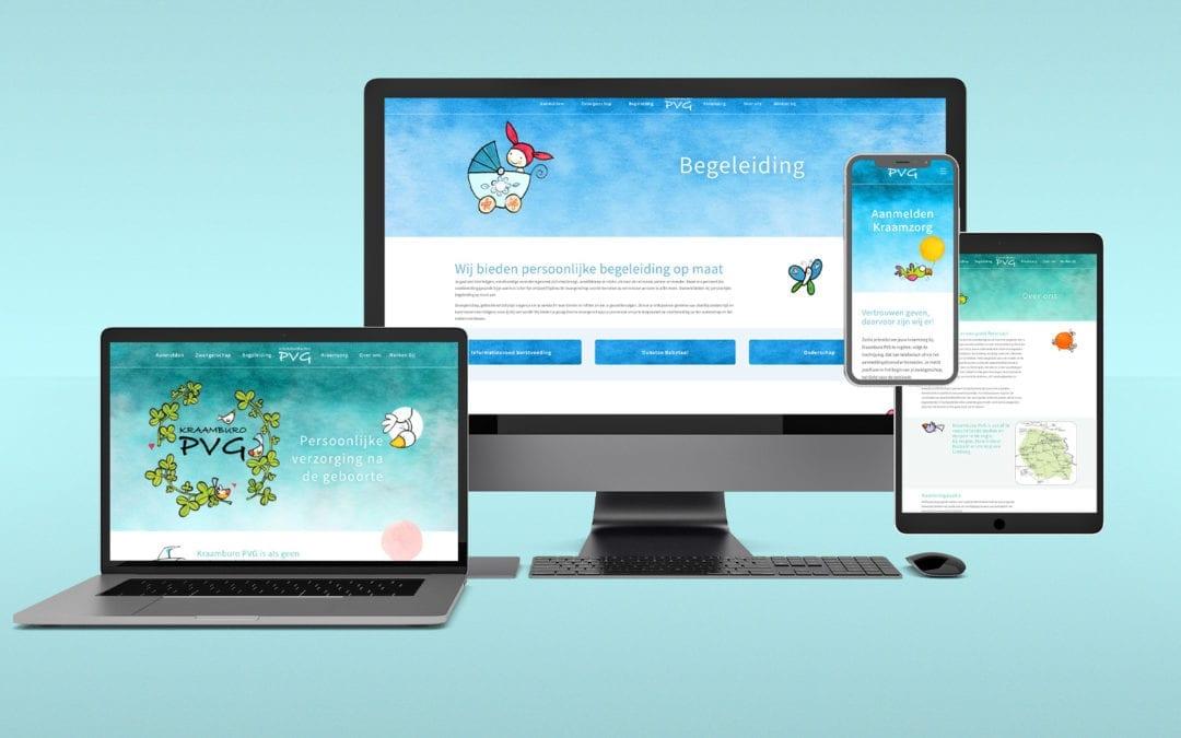 Kraamburo PVG – Website