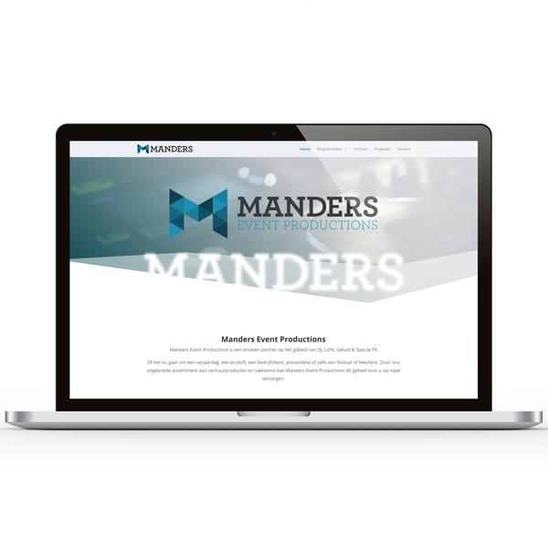 Manders site
