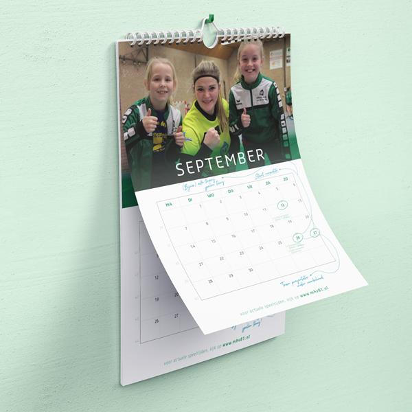 Opmaak Kalender