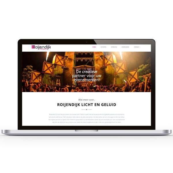 Website Roijendijk
