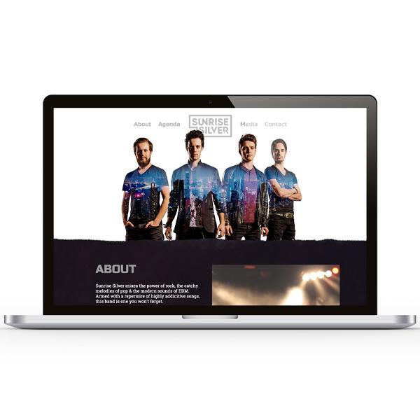 Website Band