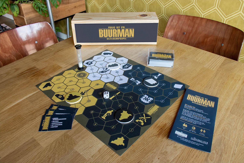 D'n Buurman Mill – Gezelschapsspel