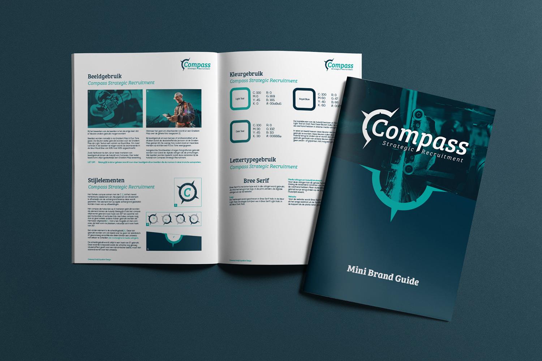 Compass Strategic Recruitment – Brandguide