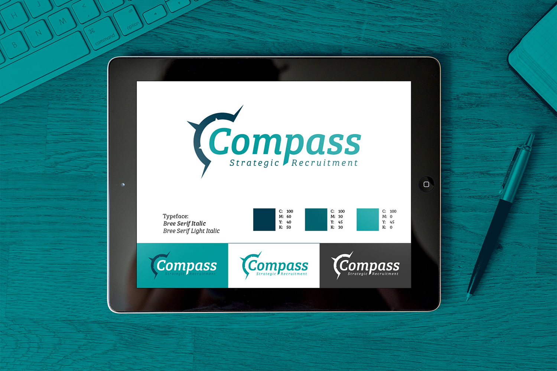 Compass Strategic Recruitment – Logo