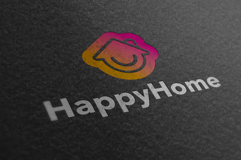 HappyHome – Logo