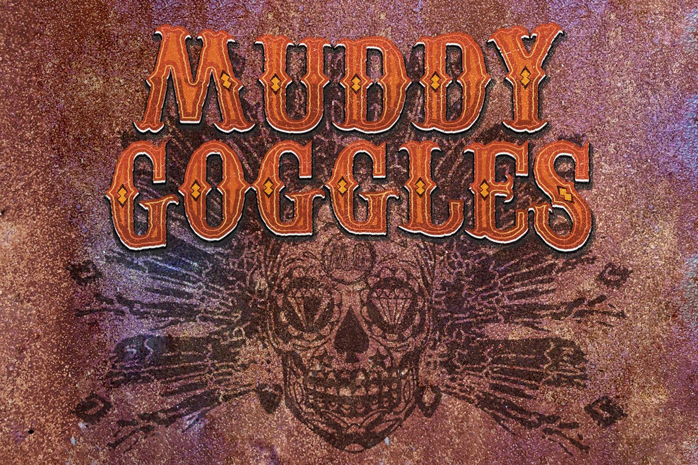 Muddy Goggles – Logo