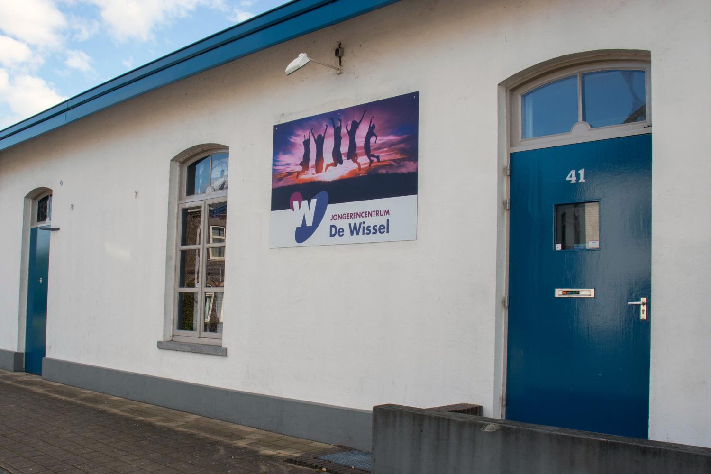 OJC De Wissel – Dibond gevelreclame