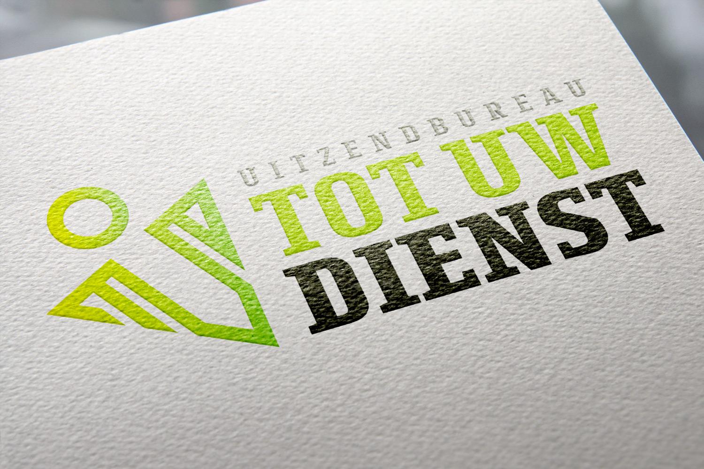 Tot Uw Dienst – Logo