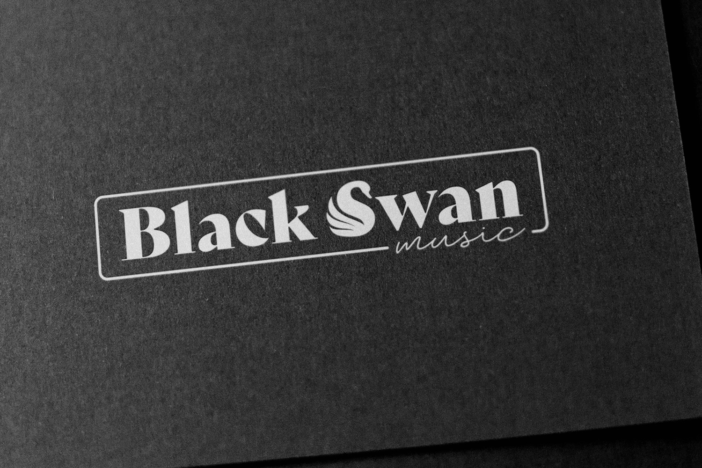 Black Swan Music – Logo