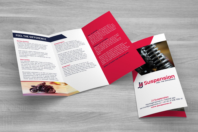 JJ Suspension – Flyer