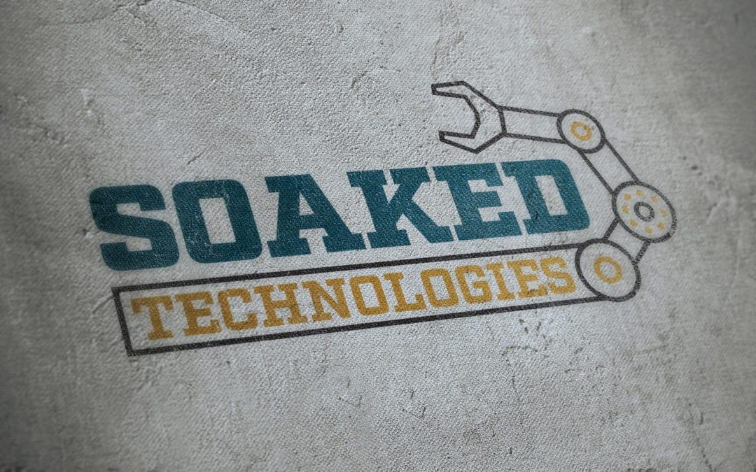 Soaked Technologies – Logo