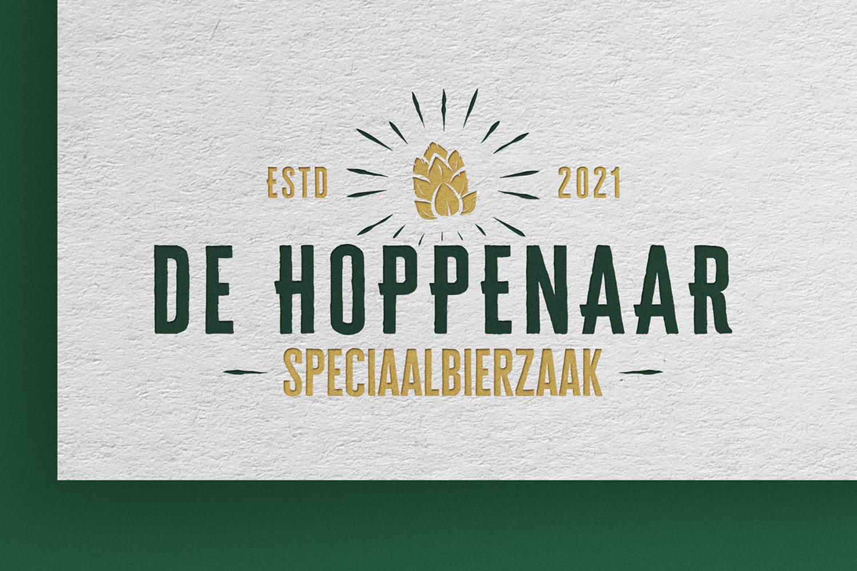 De Hoppenaar Logo