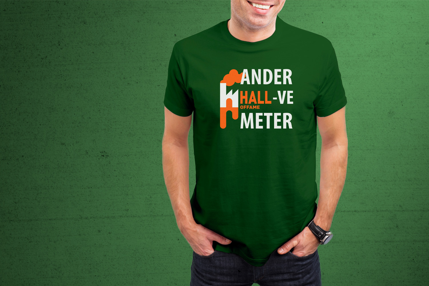 Anderhalve meter – Hall Of Fame | T-shirts
