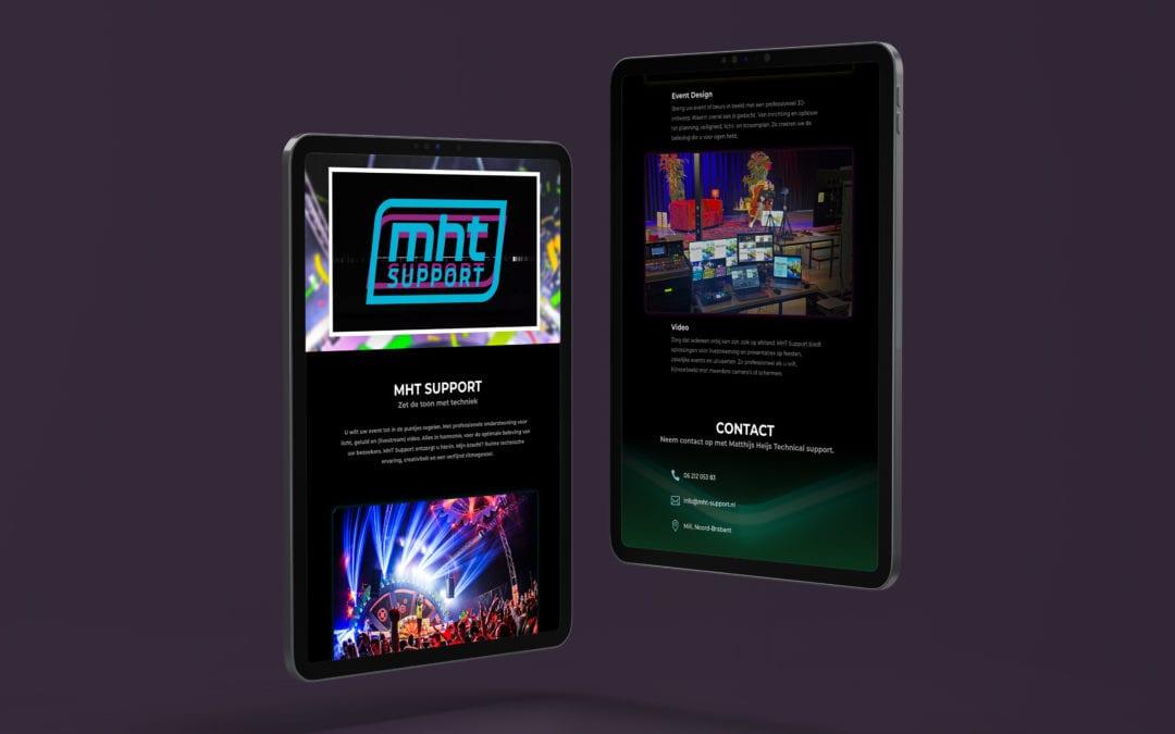 MHT Support – Website
